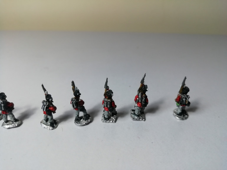 I've been finding them quicker to paint than I thought