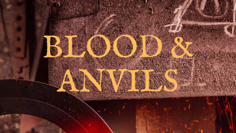 Blood & Anvils: A RPG Adventure for D&D 5E