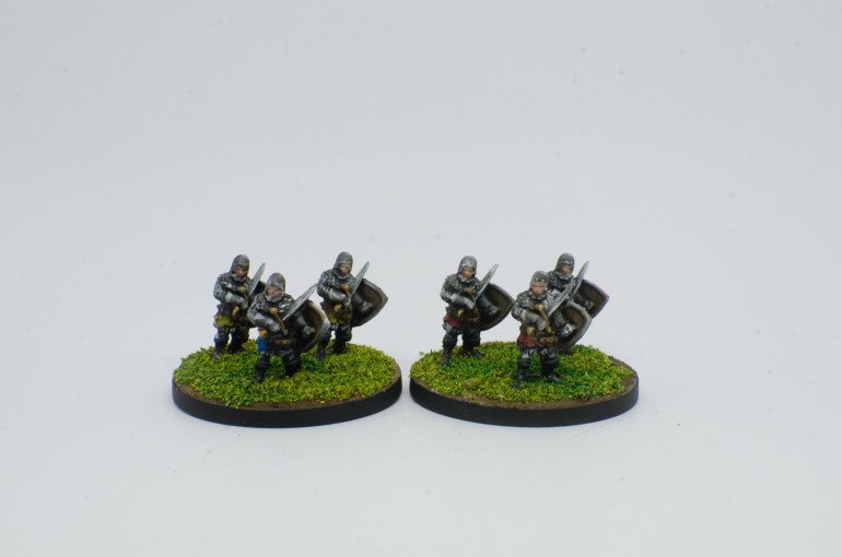 Heavy Sergeants-at-arms