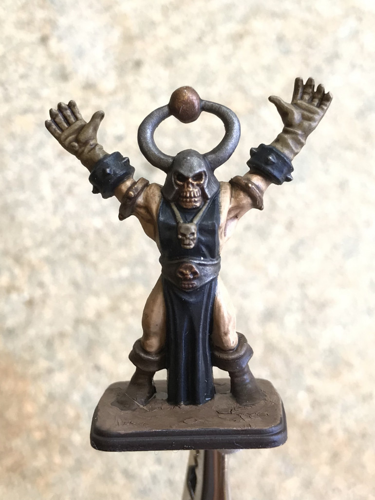 The Chaos Sorcerer