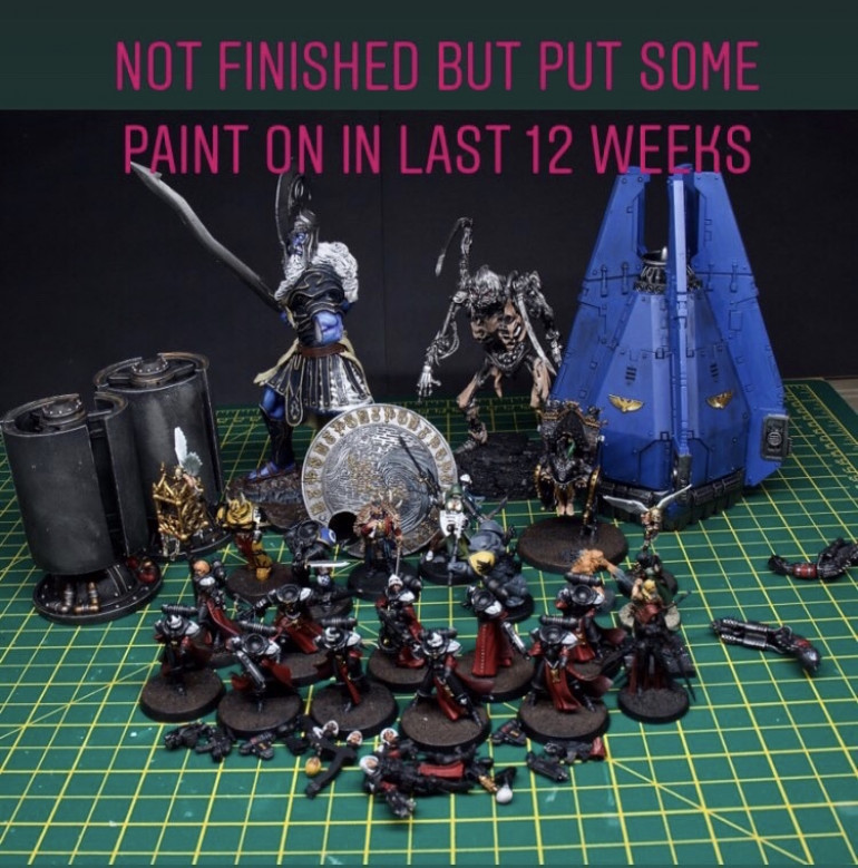 Hobby Hoard Clearance 12 week review