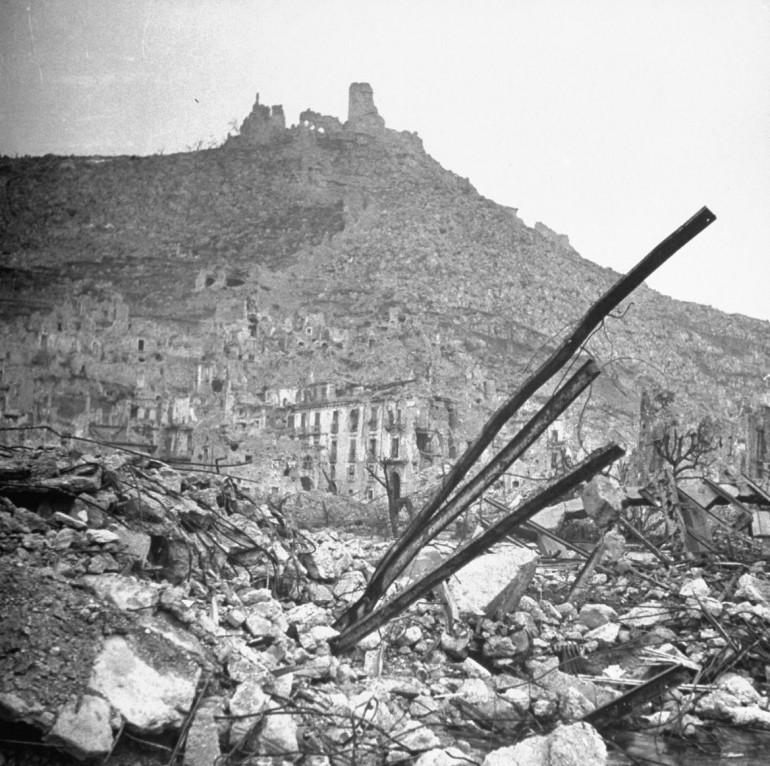 The 4th and Final Assault on Monte Cassino