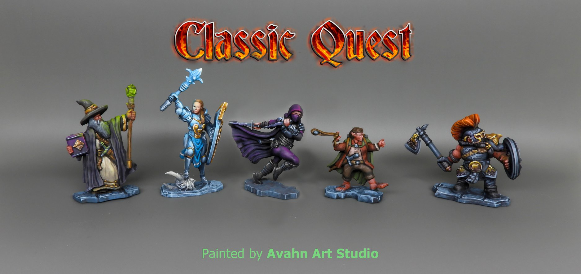 Classic Quest Heroes - Kraken Released