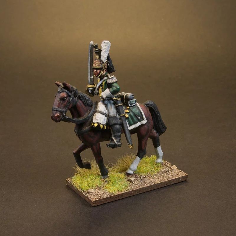 French Dragoons #2 - Offensive Miniatures