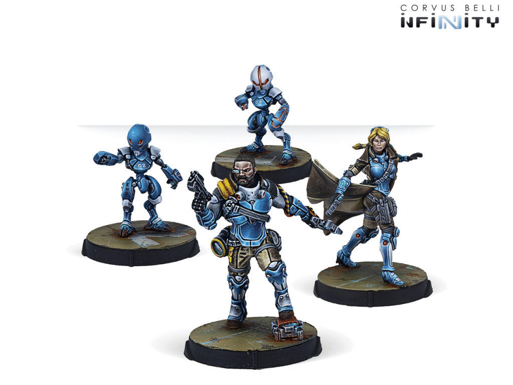 PanOceania Support Pack - Infinity