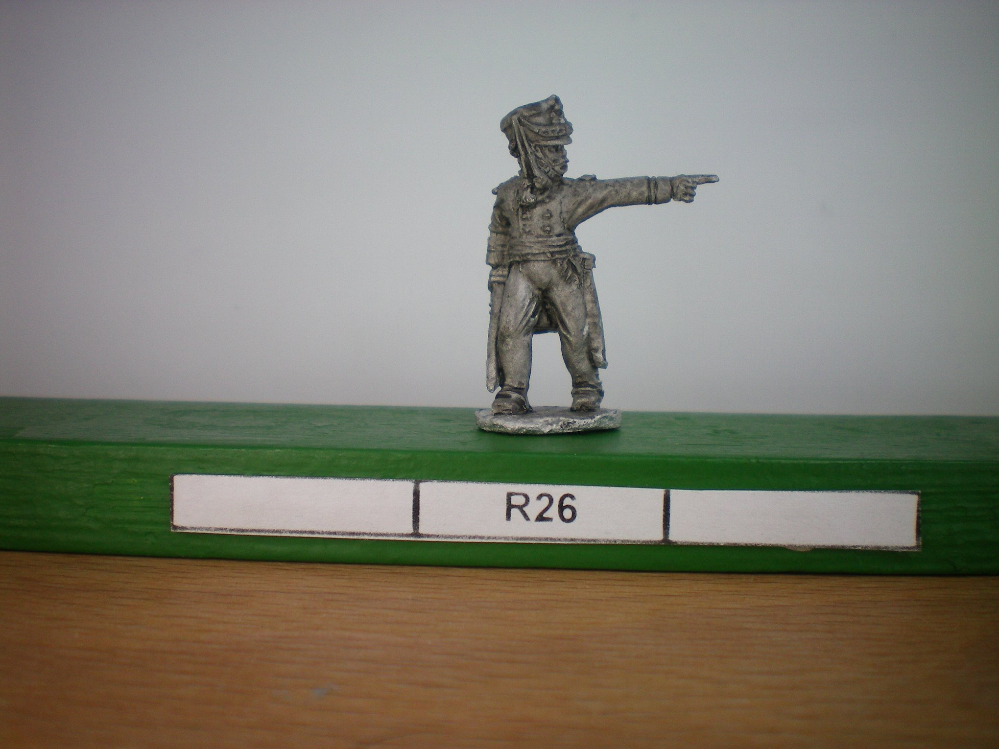 Russian Officer - Eagle Figures