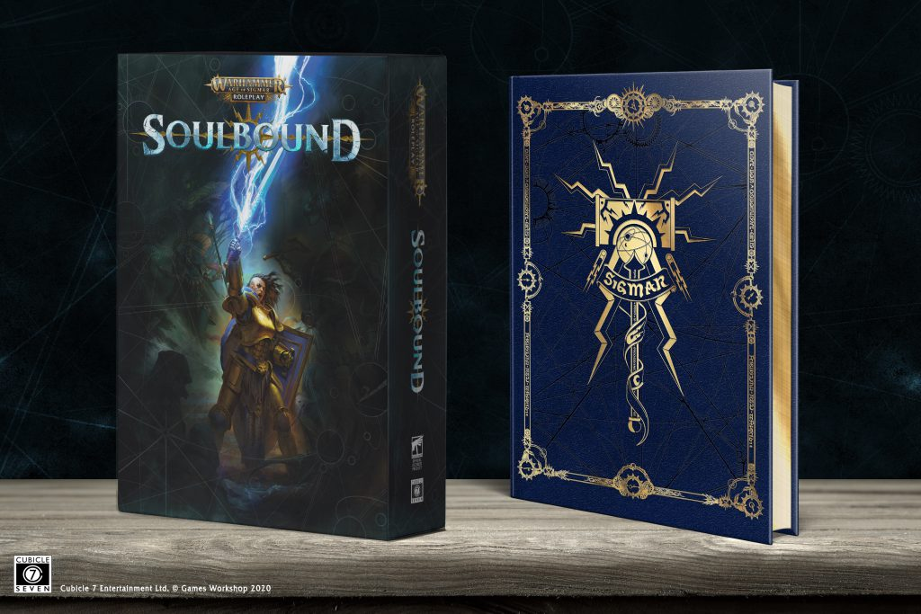 Soulbound Collectors Edition - Cubicle 7