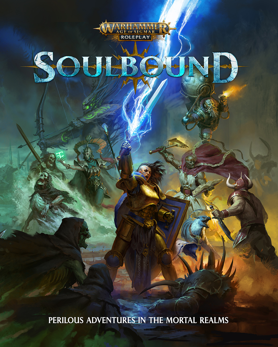 Soulbound Standard Edition - Cubicle 7