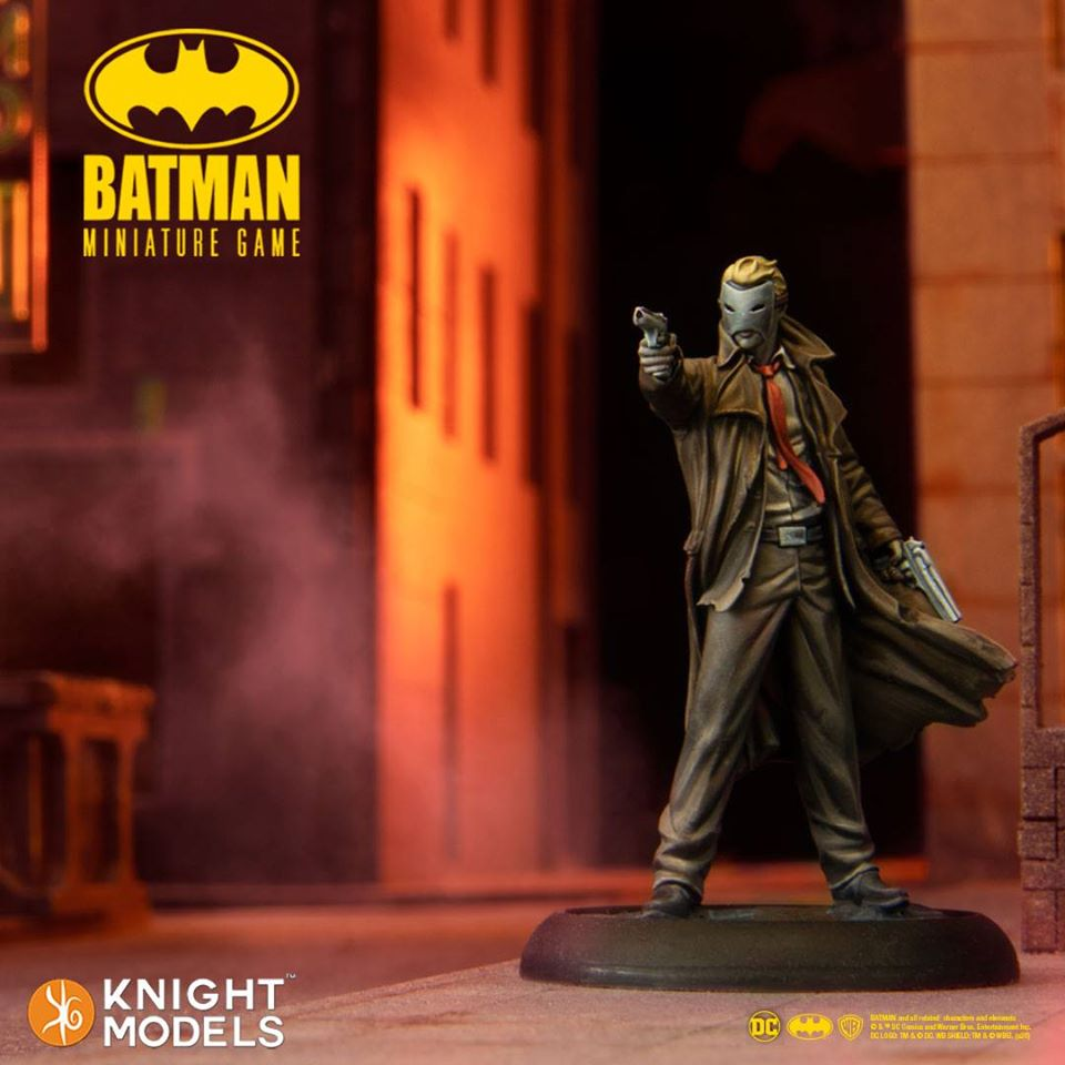 The Commissioner - Knight Models