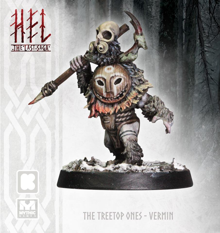 Treetop Vermin - Mythic Games