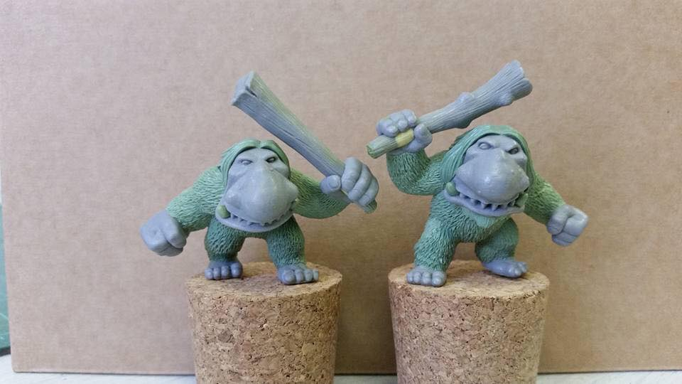 Trolls #3 - Crooked Dice Games