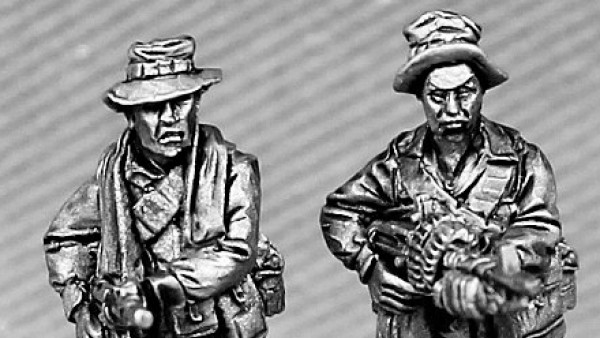 Empress Release Four New ANZAC Packs For Vietnam Wargamers