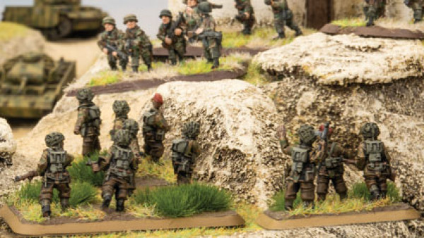 Battlefront Focus In On The Red Devils For Flames Of War