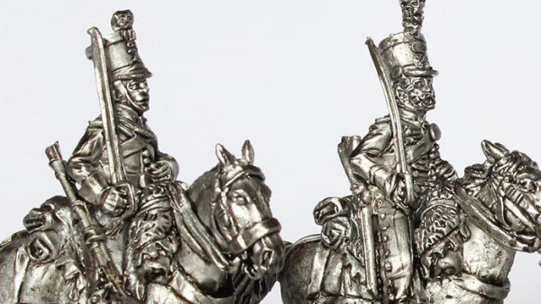 Triple Alliance Guns & More Previewed By Perry Miniatures
