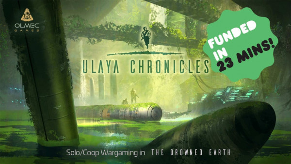 Ulaya Chronicles Moves Into Final Week On Kickstarter