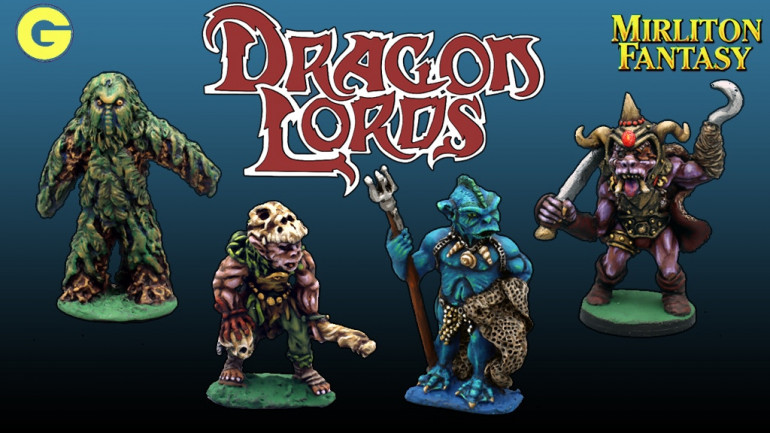 Dragon Lords: 3rd Wave