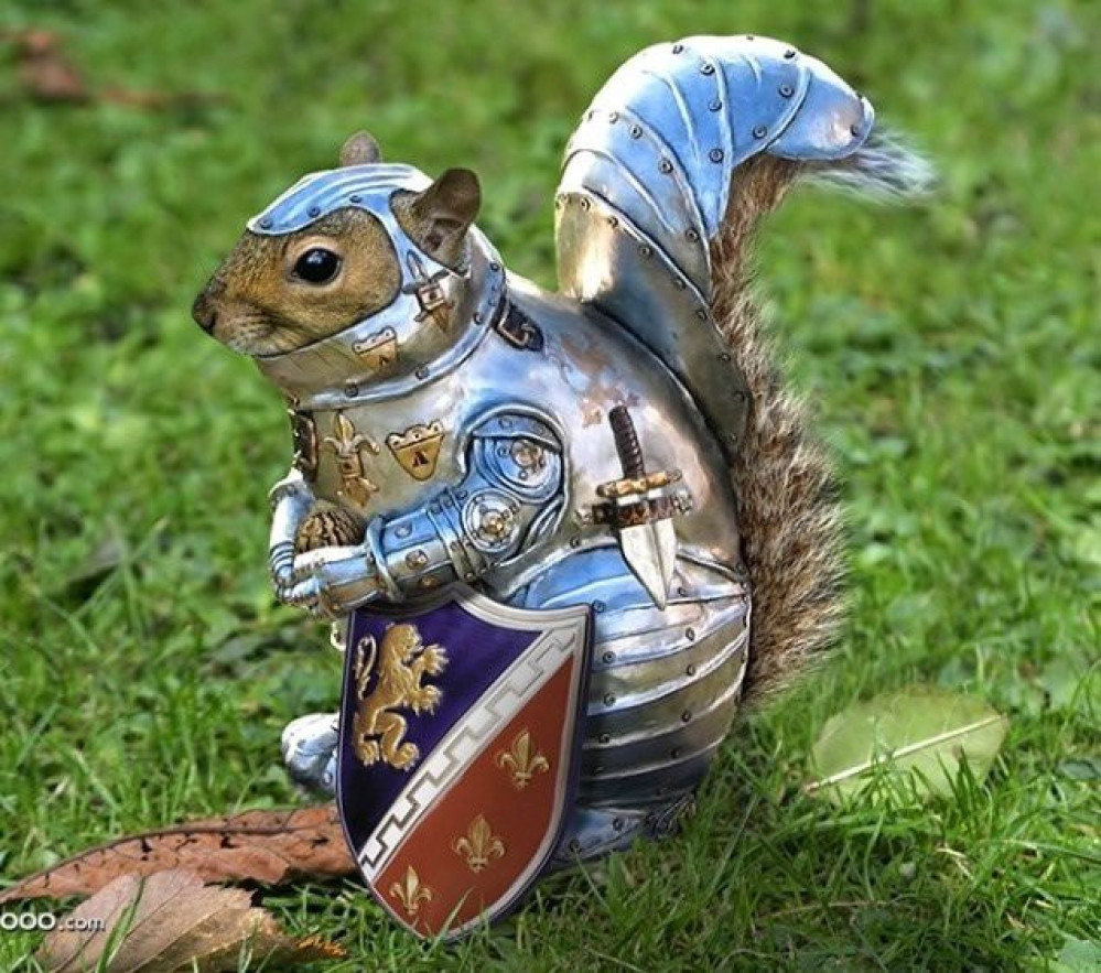 League of Rhordia: Cry Havoc And Let Slip The Squirrels Of War