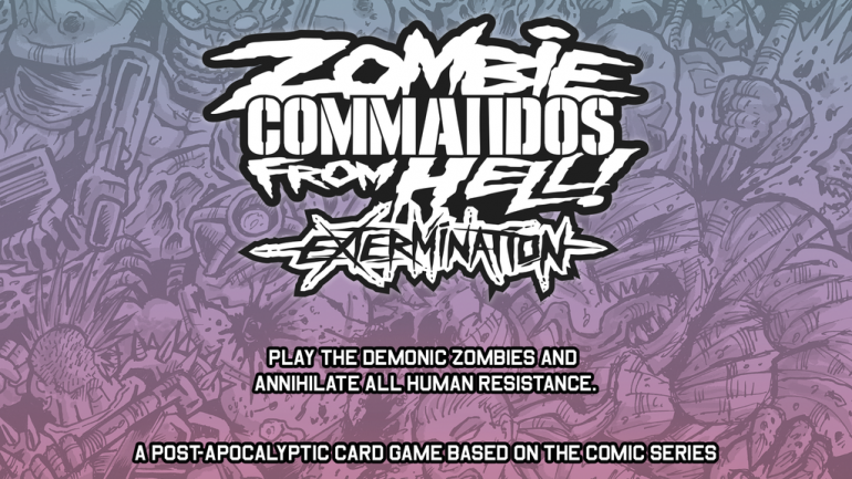 Zombie Commandos From Hell! Extermination
