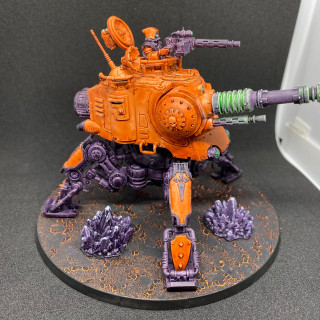 Two more Onager Dunecrawlers