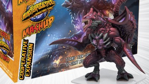 Join A Buddy In Monsterpocalypse's Megaton Mashup