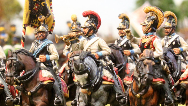 Perry Miniatures Ride Forth; New Plastic Austrian Napoleonic Cavalry