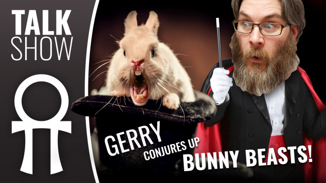 Cult Of Games XLBS: Gerry Conjures Up Bunny Beasts With Shocking HD Photos!