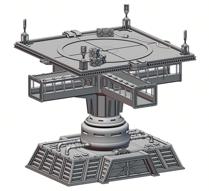 Stronghold Landing Tower - War Scenery.png