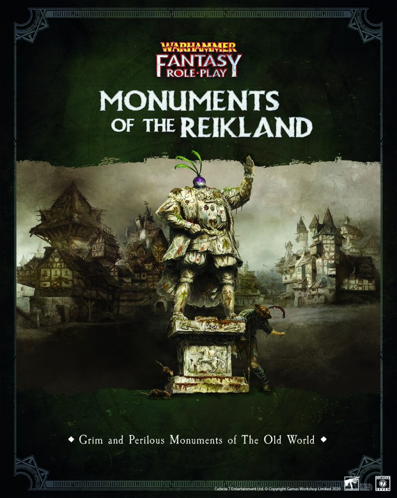 Monuments Of The Reikland Cover - Cubicle 7.jpg