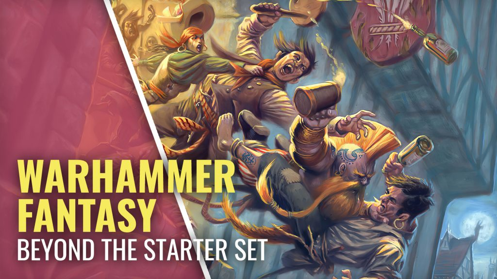 Warhammer Fantasy Role-Play: Playing Beyond The Starter Set