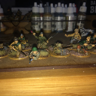 First Finished Russian Units
