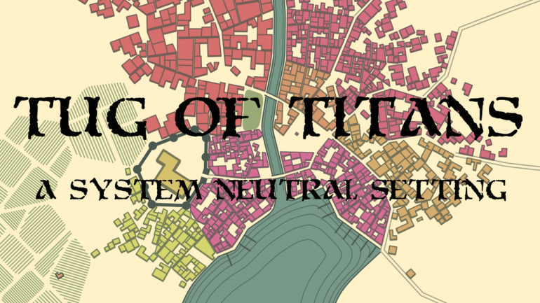 Tug of Titans: A System Neutral Setting