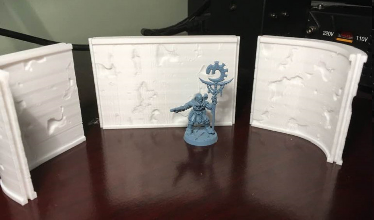 The first Prints