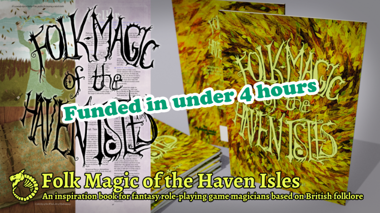 Folk Magic of the Haven Isles