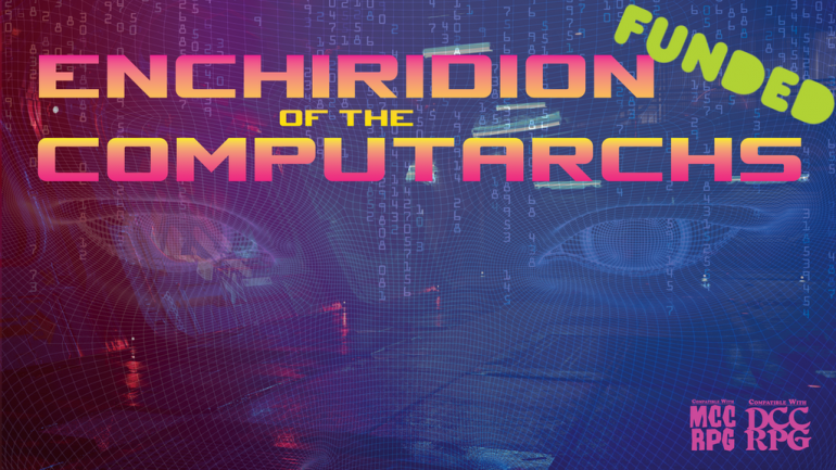 Enchiridion of the Computarchs - DCC RPG