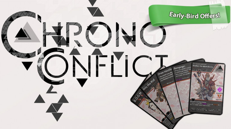 ChronoConflict: The Card Game