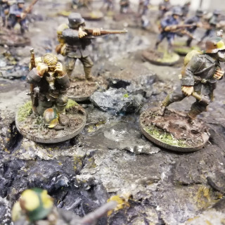 German force finished