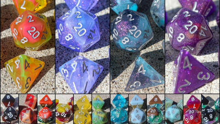 Dragon Dice of Little Dragon Corp