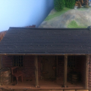 First Lot Of Finished Terrain