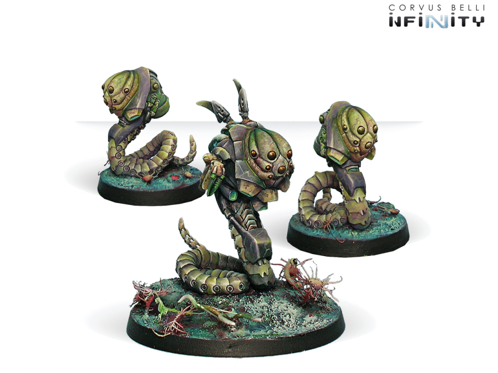 Combined Army Support Pack - Infinity
