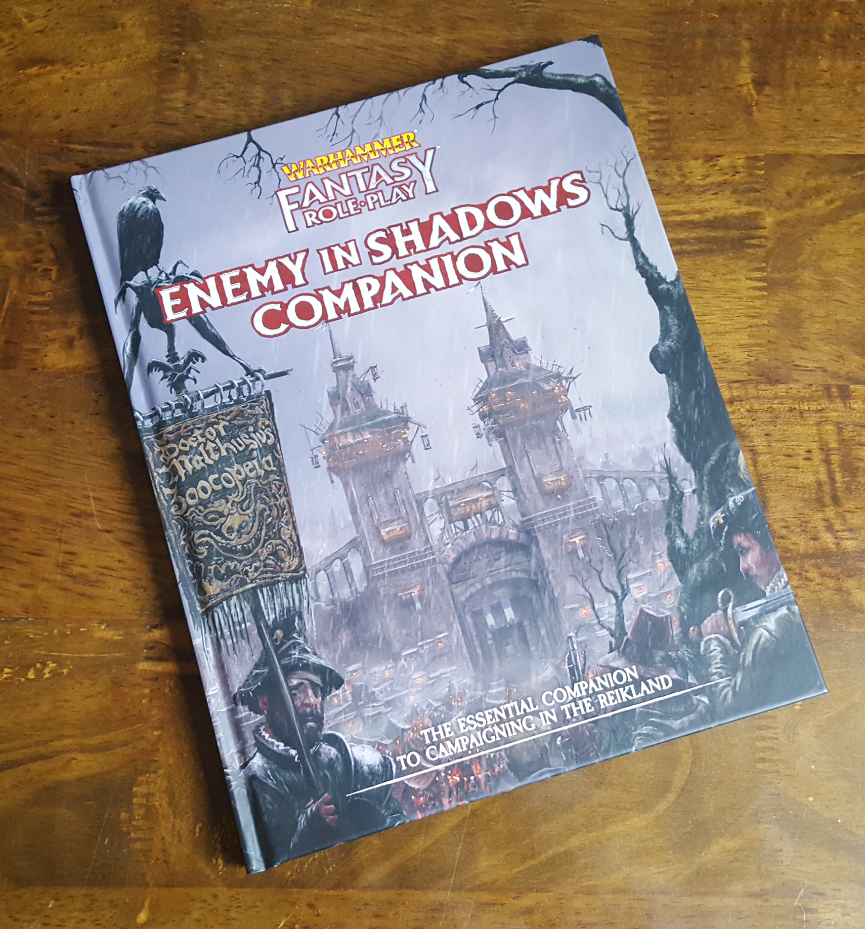 Enemy In Shadows Companion - WFRP