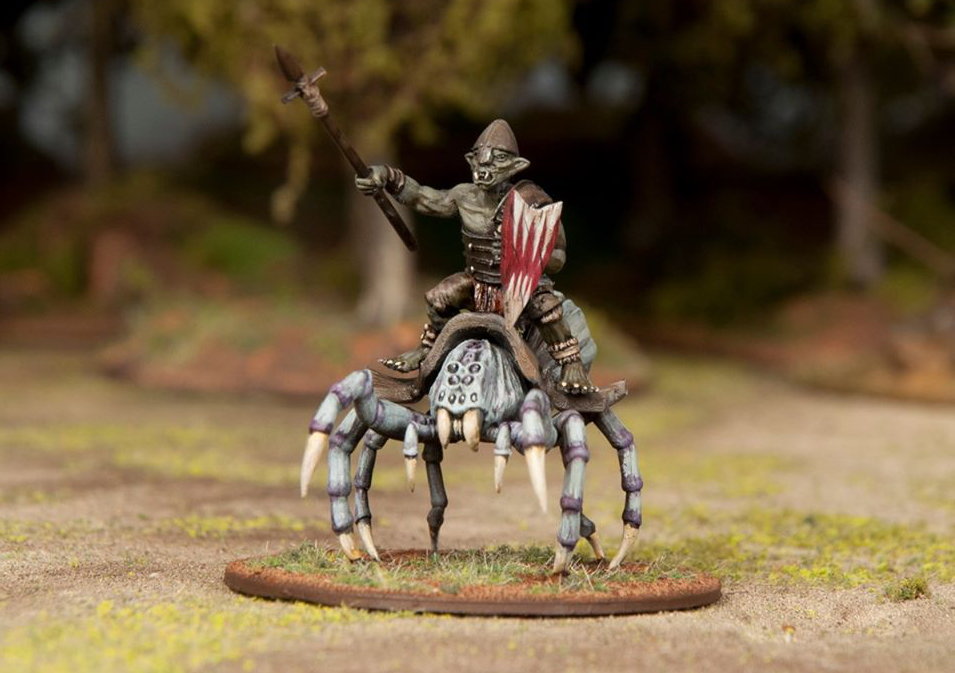 Giant Spider Fantasy #1 - Wargames Atlantic