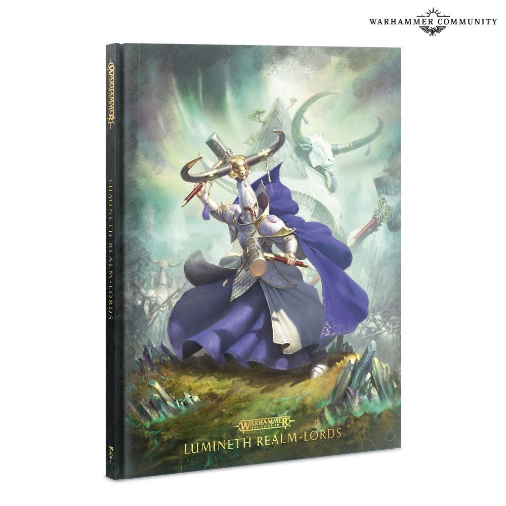 Lumineth Realm-lords Limited Cover - Age Of Sigmar
