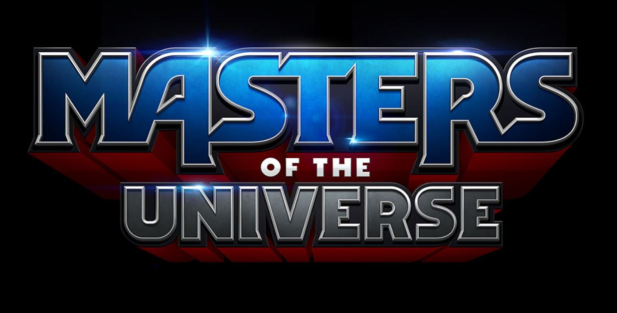 Masters Of The Universe The Board Game Logo - CMON