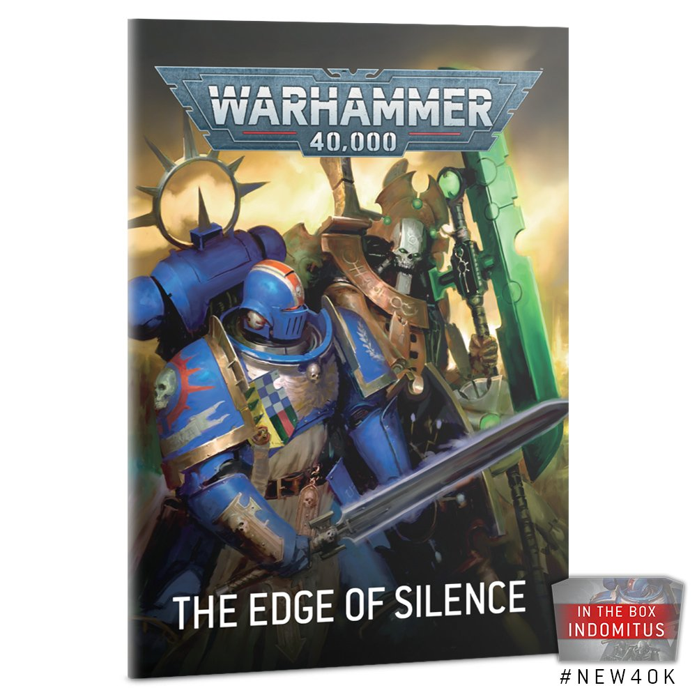 The Edge Of Silence - Warhammer 40K
