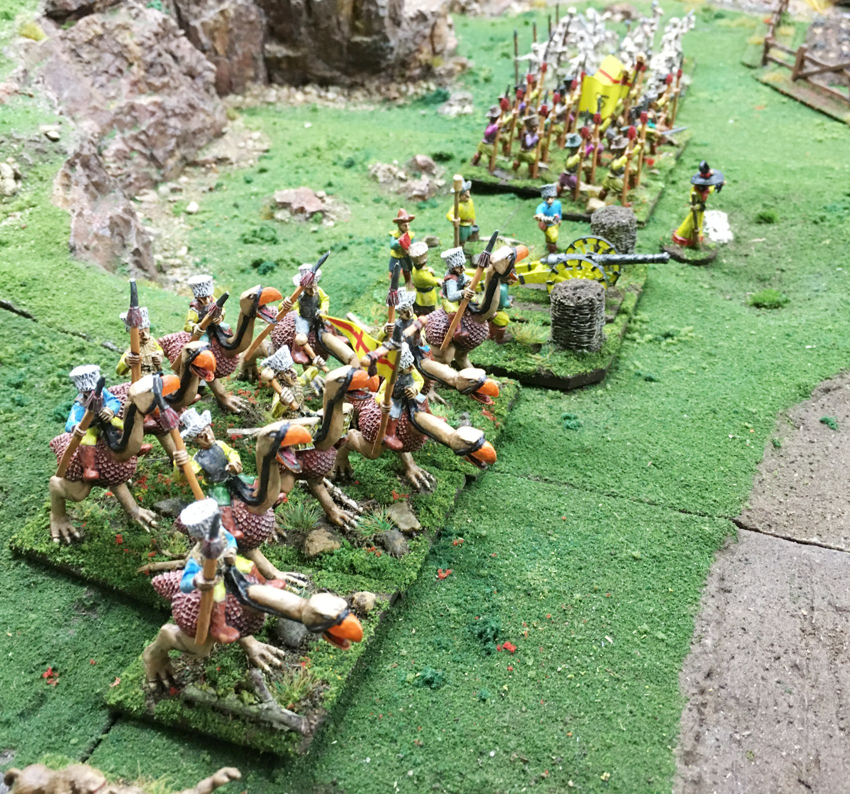 Wars Of Ozz Armies #4 - Sally 4th