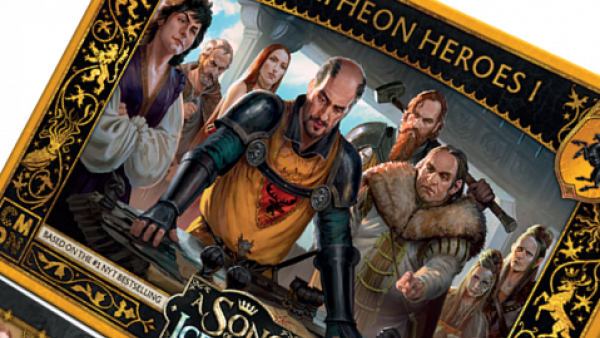 CMON's Upcoming Baratheon Heroes Set Stands With Stannis