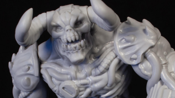 Cyber-Demons & Their Slayers Drop From Hardcore Miniatures