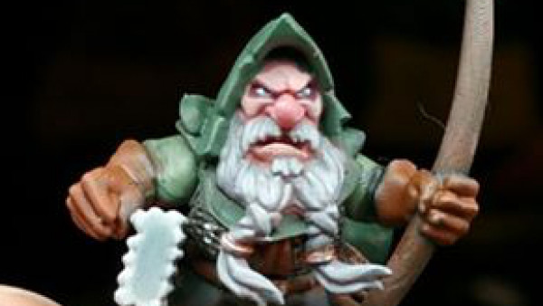 Warploque Miniatures Prepare A Dwarf Hunt For Patreon