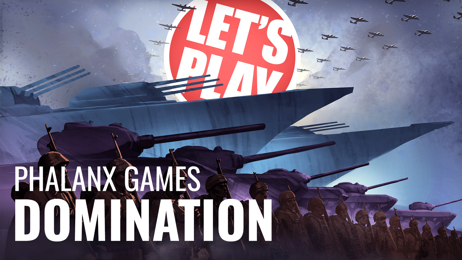 How To Play Phalanx Games: Domination