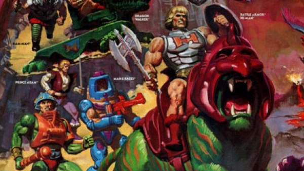 CMON Announce Masters Of The Universe: The Board Game